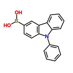 9-Phenyl-9H-Carbazol-3-Ylboronic Acid