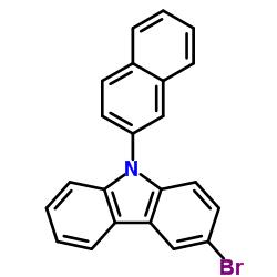 3-bromo-9-naphthalen-2-ylcarbazole