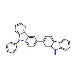 9'-phenyl-9H,9'H-2,3'-bicarbazole