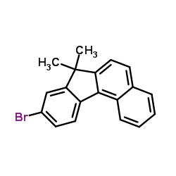 9-Bromo-7,7-dimethyl-7H-benzo[c]fluorene