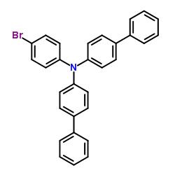 N-(4-bromophenyl)-4-phenyl-N-(4-phenylphenyl)aniline