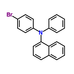 N-(4-bromophenyl)-N-phenylnaphthalen-1-amine