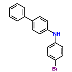 N-(4-bromophenyl)-N-biphenylylamine