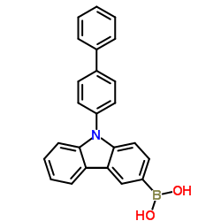 N-(ビフェニル-4-イル)-3-カルバゾールボロン酸