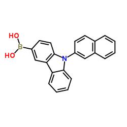 [9-(2-ナフタレニル)-9H-カルバゾール-3-イル]ボロン酸