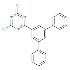2,4-Dichloro-6-[1,1':3',1''-terphenyl]-5'-yl-1,3,5-Triazine