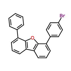 4-(4-Bromophenyl)-6-phenyldibenzo[b,d]furan