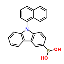 (9-(naphthalen-1-yl)-9H-carbazol-3-yl)boronic acid