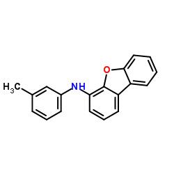 N-(m-tolyl)dibenzo[b,d]furan-4-amine