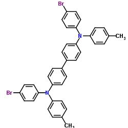 N、N'-ビス(4-ブロモフェニル)-N、N'-ビス(4-メチルフェニル)-[1,1'-ビフェニル] -4,4'-ジアミン