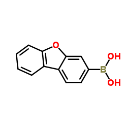 Dibenzo[b,d]furan-3-ylboronic acid