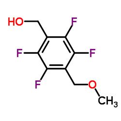 2,3,5,6-Tetrafluoro-4-(Methoxymethyl) benzyl alcohol