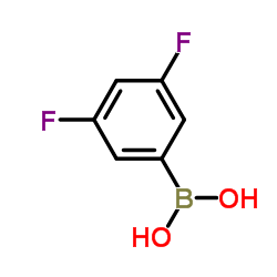 3,5-Difluorophenylboronic acid
