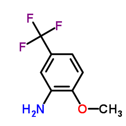 2-Methoxy-5-(trifluoromethyl)aniline