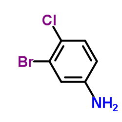 3-Bromo-4-chloroaniline