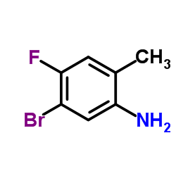 5-Bromo-4-fluoro-2-methylaniline