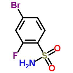 4-ブロモ-2-フルオロベンゼンスルホンアミド