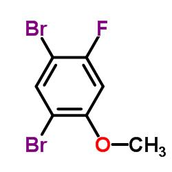 1,5-Dibromo-2-fluoro-4-methoxybenzene