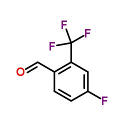 4-Fluoro-2-(trifluoromethyl)benzaldehyde