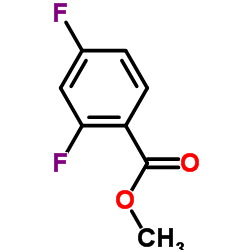 METHYL 2,4-DIFLUOROBENZOATE