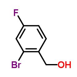 (2-bromo-4-fluorophenyl)methanol