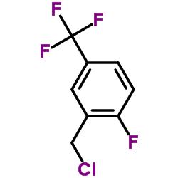 2-(Chloromethyl)-1-fluoro-4-(trifluoromethyl)benzene