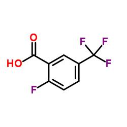 2-FLUORO-5-(TRIFLUOROMETHYL)BENZOIC ACID