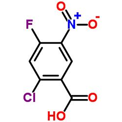 2-Chloro-4-Fluoro-5-Nitrobenzoic Acid