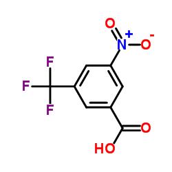3-NITRO-5-(TRIFLUOROMETHYL)BENZOIC ACID