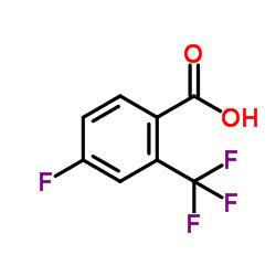 4-フルオロ-2-(トリフルオロメチル)安息香酸