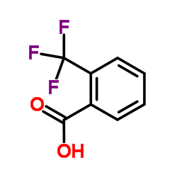 2-(trifluoromethyl)benzoic acid