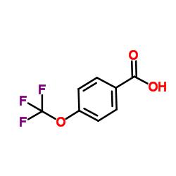 4-(Trifluoromethoxy)benzoic acid
