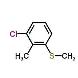 1-Chloro-2-methyl-3-methylsulfanylbenzene