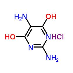 2,5-Diamino-4,6-dihydroxypyrimidine hydrochloride