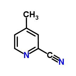 4-Methyl-2-pyridinecarbonitrile