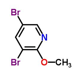 3,5-Dibromo-2-methoxypyridine