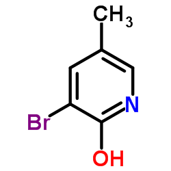 3-BROMO-2-HYDROXY-5-METHYLPYRIDINE