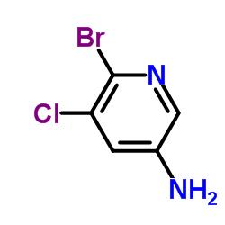 6-ブロモ-5-クロロピリジン-3-アミン