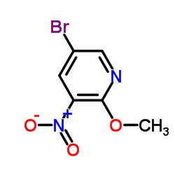 5-Bromo-2-methoxy-3-nitropyridine