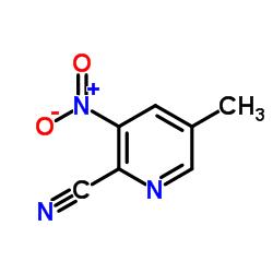 5-メチル-3-ニトロピコリノニトリル