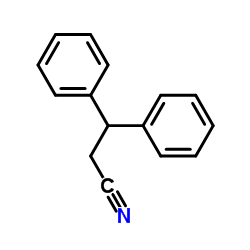 3,3-diphenylpropanenitrile