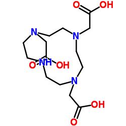 2-[4,7-bis(carboxymethyl)-1,4,7,10-tetrazacyclododec-1-yl]acetic acid