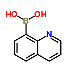 8-Quinolinylboronic acid