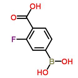 4-カルボキシ-3-フルオロフェニルボロン酸