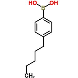 4-Pentylbenzeneboronic acid