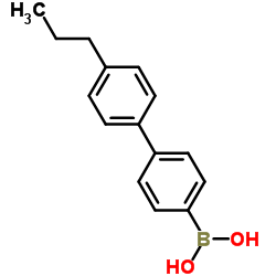 [4-(4-propylphenyl)phenyl]boronic acid
