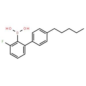 3-フルオロ-4'-ペンチル-ビフェニルボロン酸
