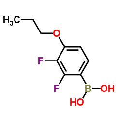 2,3-ジフルオロ-4-プロポキシフェニルボロン酸