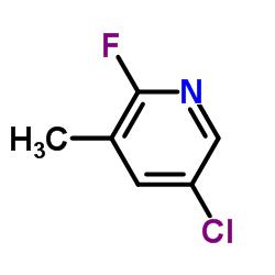 5-Chloro-2-Fluoro-3-Methylpyridine