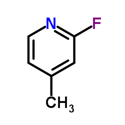2-Fluoro-4-methylpyridine